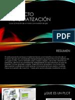Proyecto automatizacion