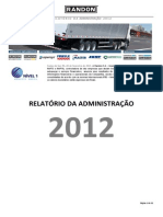 Relat髍io Anual 2012 (1)