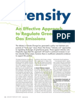 An Effect Appr to Reg GHG Emissions (APEG BC 2008)