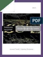 Panduan Fieldtrip DIT 2013