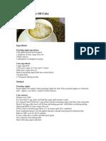ABC Food Recipes
