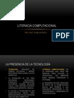 LITERACIA COMPUTACIONAL