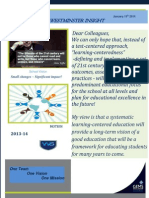 principals newsletter to staff       2014-15
