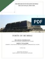 Newsletter Forts of Mumbai