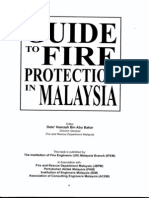 Guide to Fire Protection in Msia