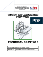 Technical Drawing Y1