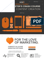 Design It Yourself the Marketers Crash Course in Visual Content Creation