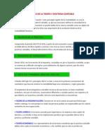 EVOLUCIÓN HISTÓRICA DE LA TEORÍA Y DOCTRINA CONTABLE