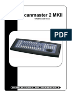 Showtec scanmaster 2