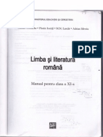 Limba Romana Clasa Xi - Editura Art_part1