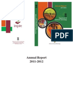 DST Annual Report 2011-12
