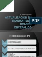Actualizacion en Complicaciones Tec - Nc 2013 - Van Buren