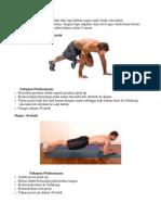 tutorial latihan untuk otot perut