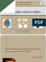 Deontologia, valores e religião