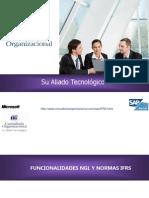 Presentacion_IFRS Y SAP 2009