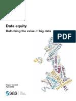 Data Equity Cebr