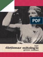 Mic Dictionar Mitologic Greco Roman