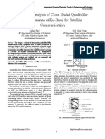 IJFTET - Vol. 4-Issue 1_DESIGN & ANALYSIS OF CLOSE-ENDED QUADRIFILAR HELIX AANTENNA AT KU-BAND FOR SATELLITE COMMUNICATION