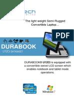 U12Ci DURABOOK datasheet