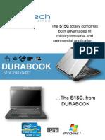 S15C DURABOOK datasheet