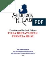 Petualangan Sherlock Holmes - Tiara Bertatahkan Permata Hijau