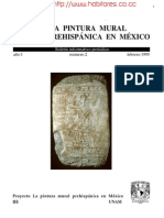 La Pintura Mural Prehispanica en México - B02