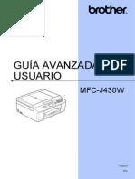 Mfc430w Spa Ausr