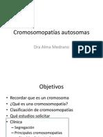 Cromosomopatías autosomas UA ene jun 13