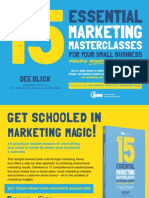 The 15 Essential Marketing Masterclasses_2ndsample chapter