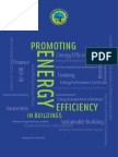Promoting Energy Efficiency in Buildings Project Brochure