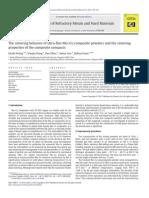 Sintering Behavior of Ultra Fine MoCu Composite Powders 1-s2.0-S0263436813002011-Main (1)