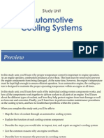 Study Unit - Automotive Cooling Systems