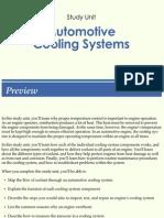 Study Unit - Automotive Cooling Systems