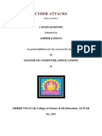 A . J. Seminar Report