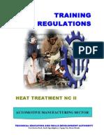 TR - Heat Treatment