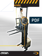 Operator Manual Sp3500 Na Es