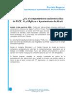 N.P PP Grupo Plenoenero