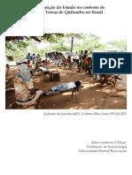 Estratégias de redefinição do Estado no contexto de reconhecimento das Terras de Quilombo no Brasil