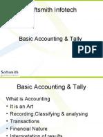Accounting Tally Part1