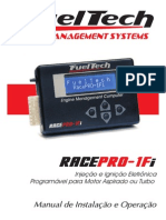 Manual Fueltech RacePRO