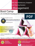 Fraud Risk Management Boot Camp