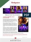 Blood Torn by Lindsay J Pryor - Press Release