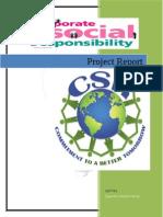 CSR FINAL Projectnew