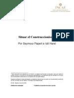 Situar El Construccionismo