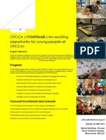 Cfcca Youthlab 2014 - Updated