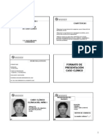 Clase Ib Caso Clinico Cn i 2011 i