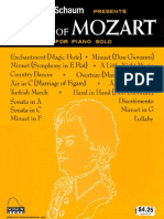 !! Book Best of Mozart for Piano Solo_John W. Schaun