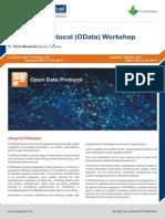 Open Data Protocol Workshop