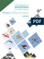 Calendarul european pentru reglementarea dronelor