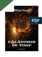 Mimi Sasu_Calatorie in Timp